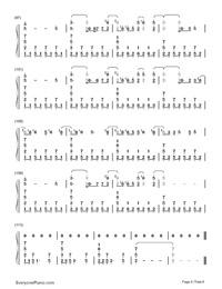 Sugar-Maroon 5両手略譜プレビュー6
