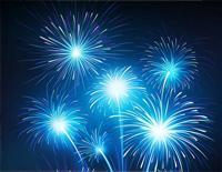 Luminous Fireworks-Original Track