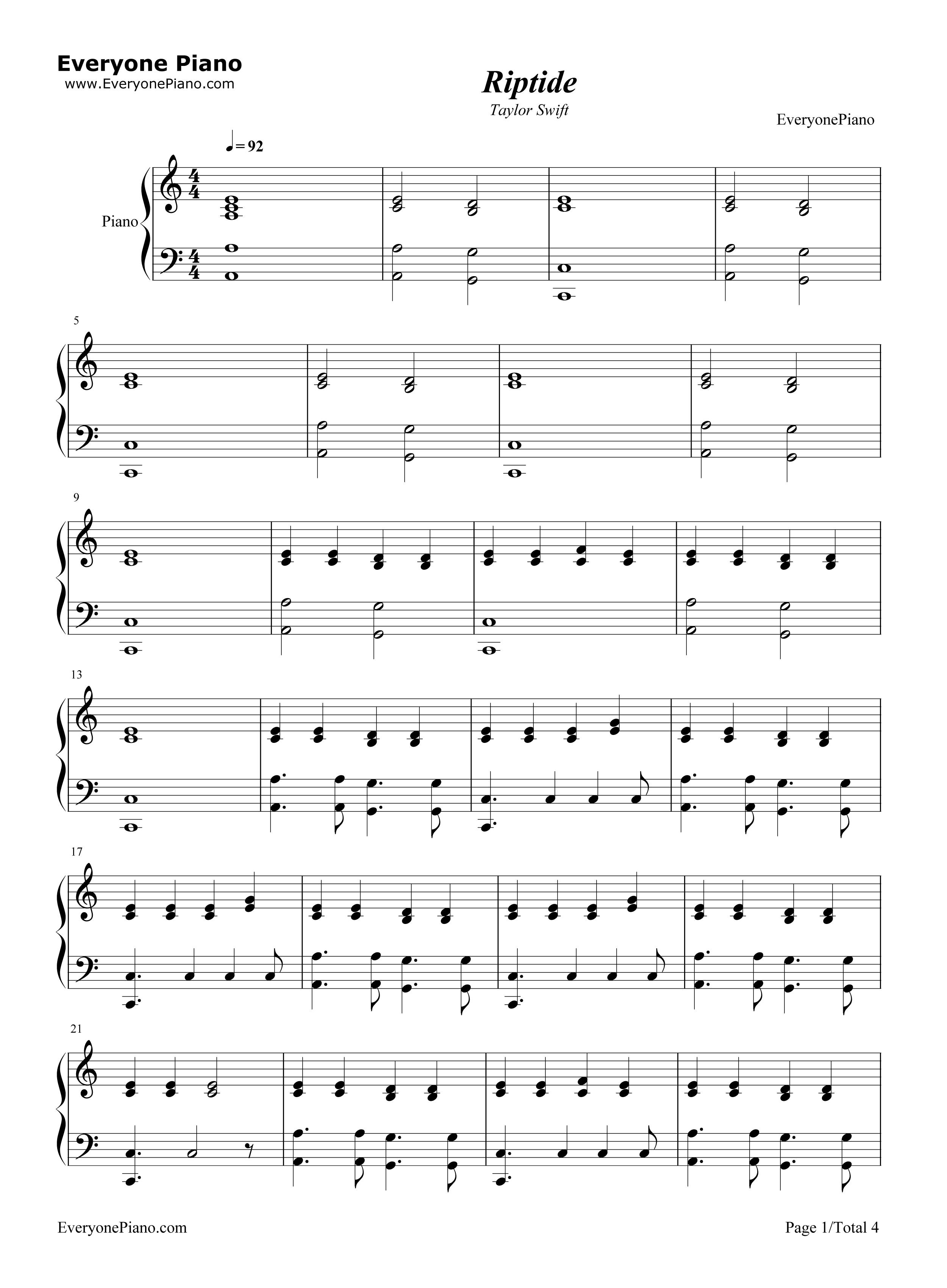 Guitar chords for white horse