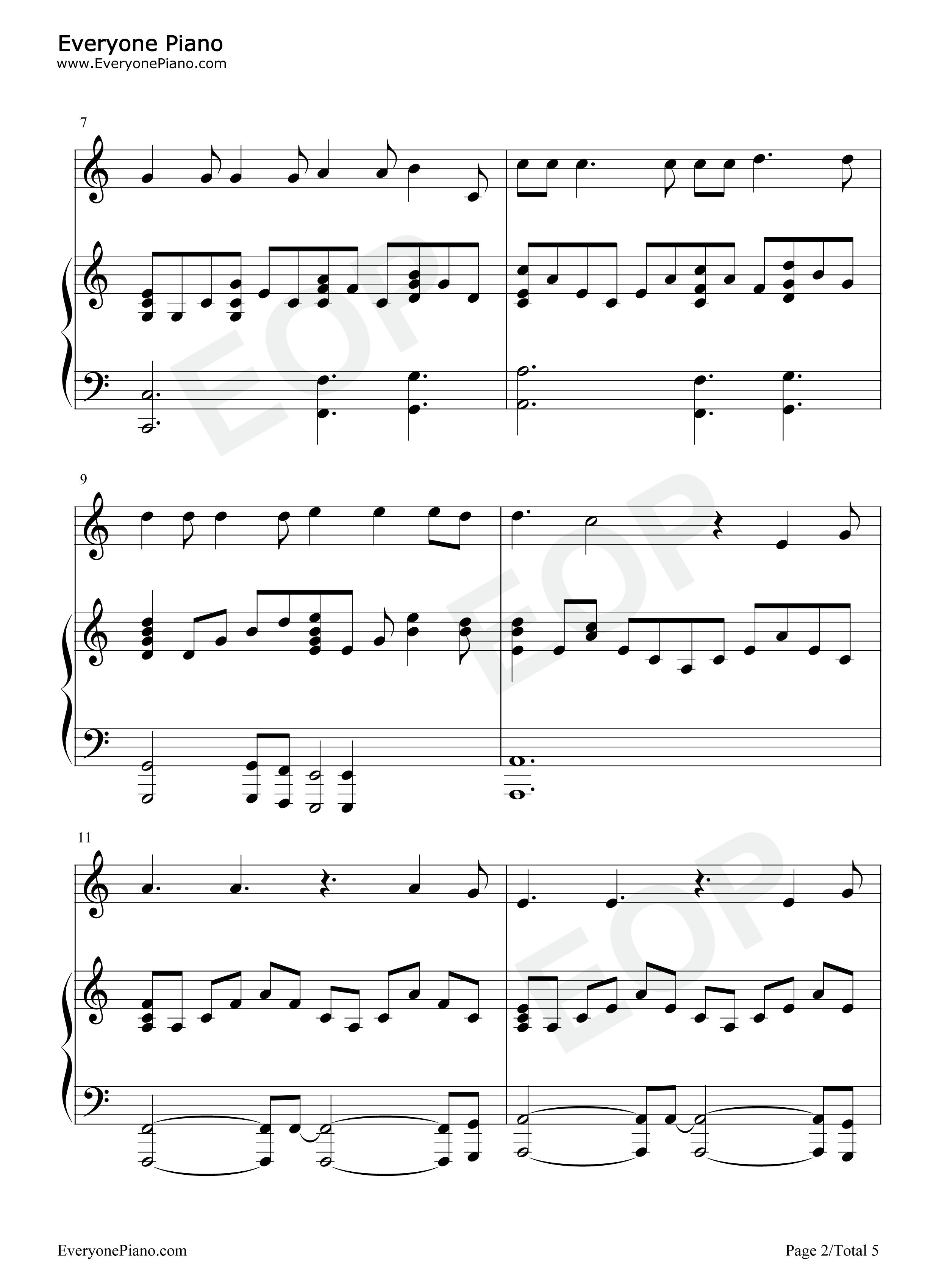 Hallelujah Shrek Sheet Music Timiznceptzmusic