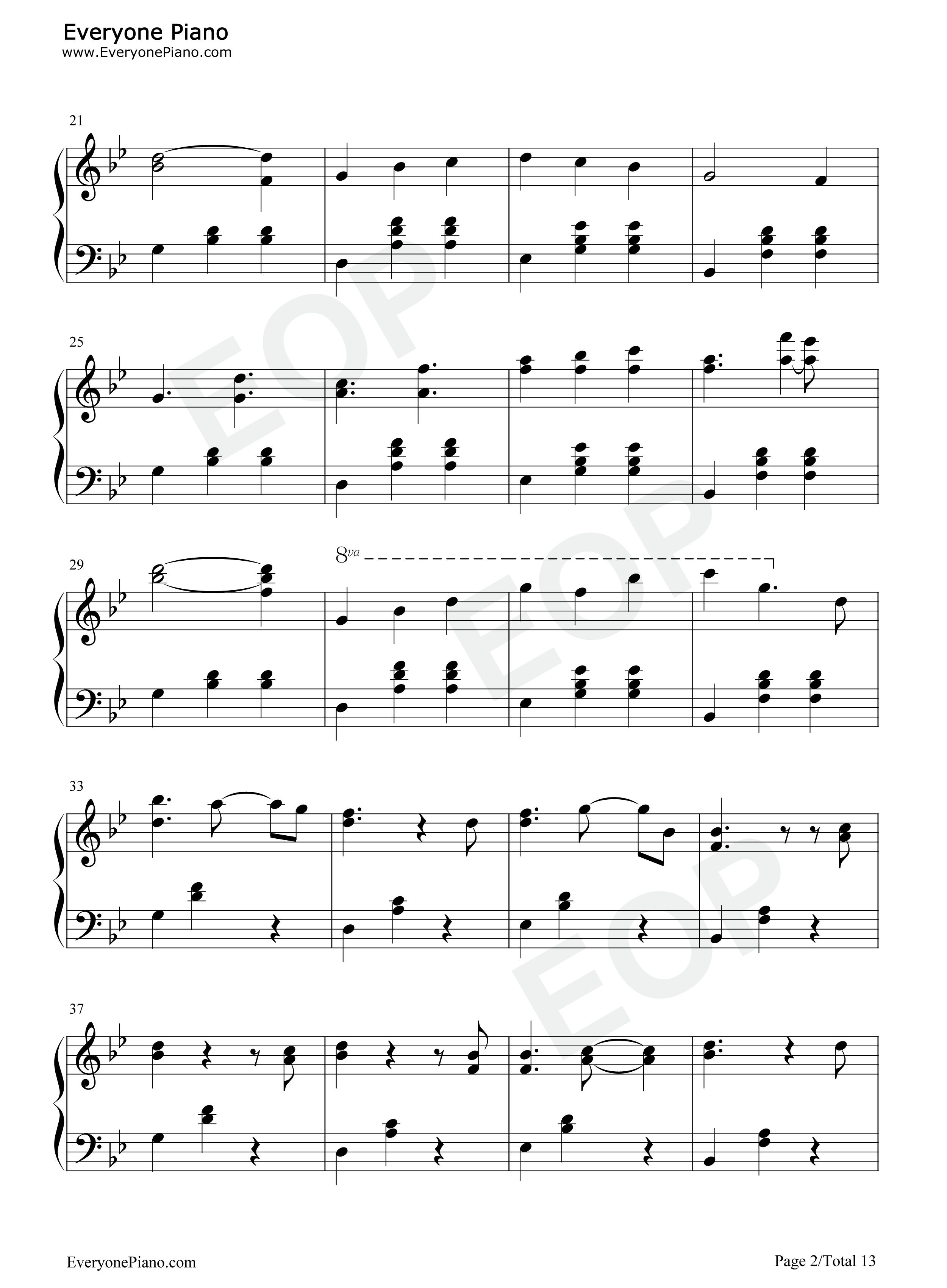 Tawagoto Speaker Nonsense Speaker Free Piano Sheet Music Piano Chords