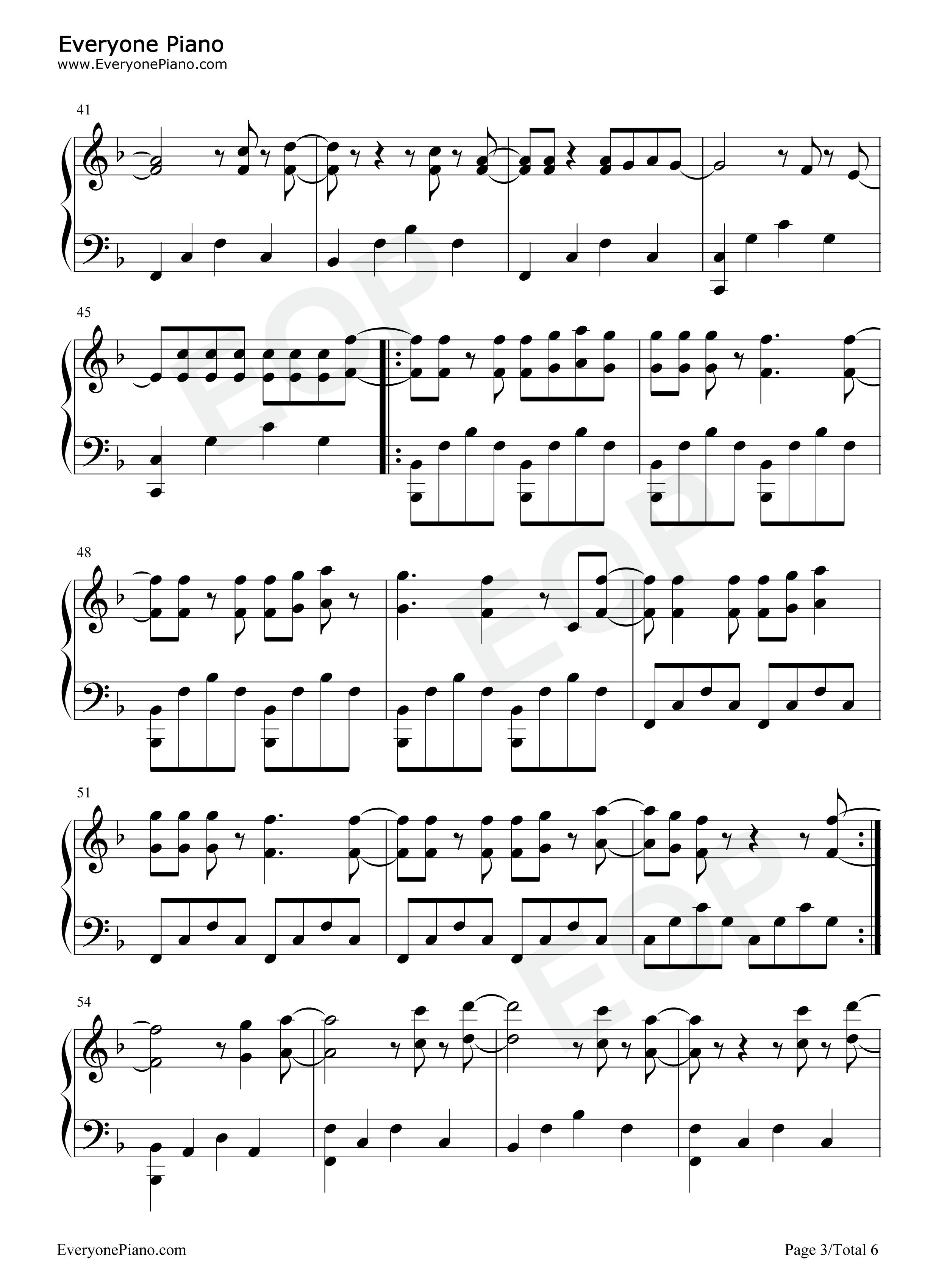 let it go james bay free piano sheet music pdf