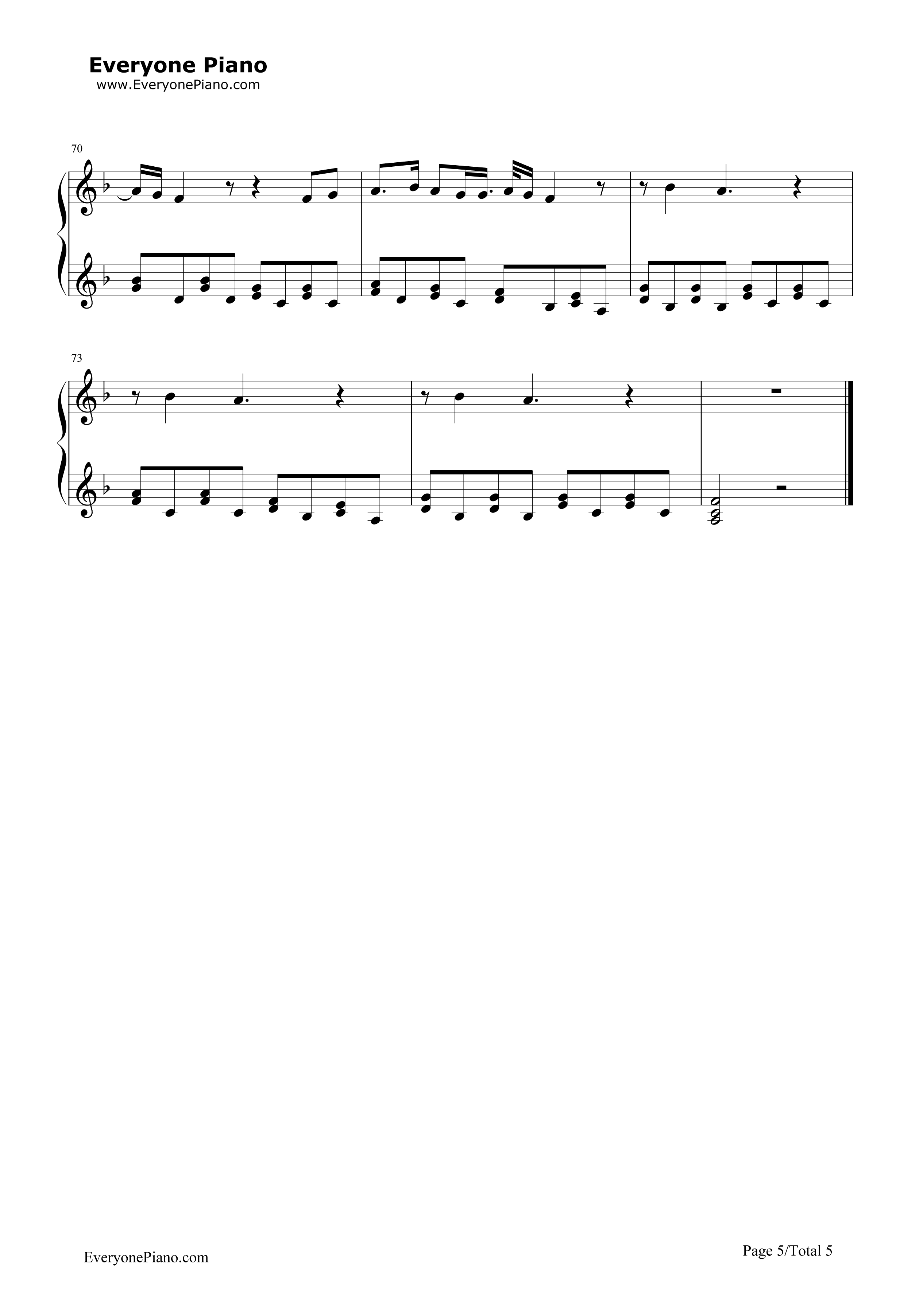 Diamonds chords piano the diamond listen now print sheet happy marina and the diamonds stave preview 5 hexwebz Gallery