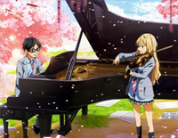 Watashi no Uso-Your Lie in April OST