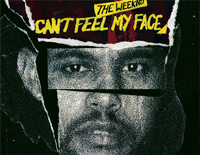 Can't Feel My Face-The Weeknd