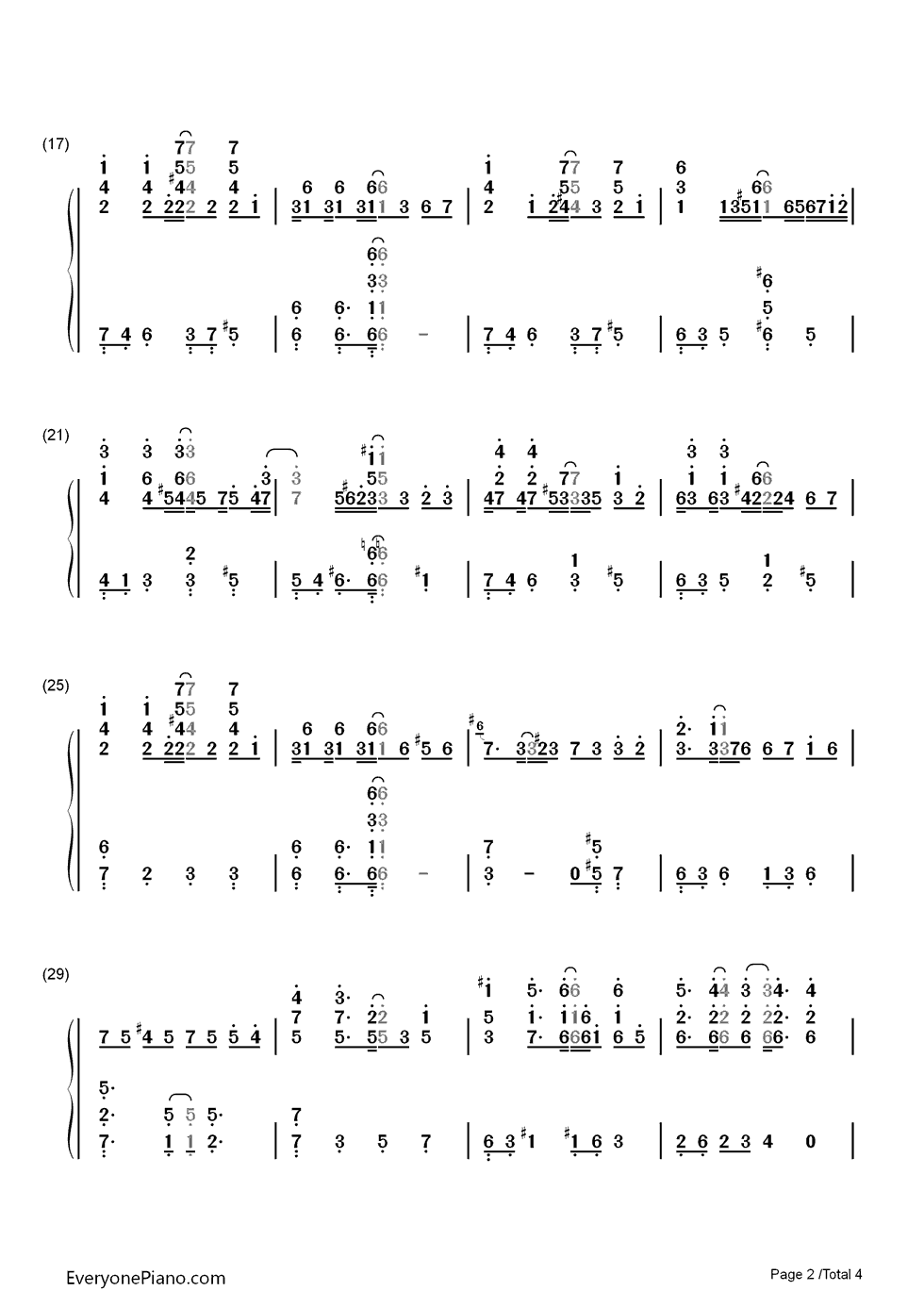 beethoven virus sheet music