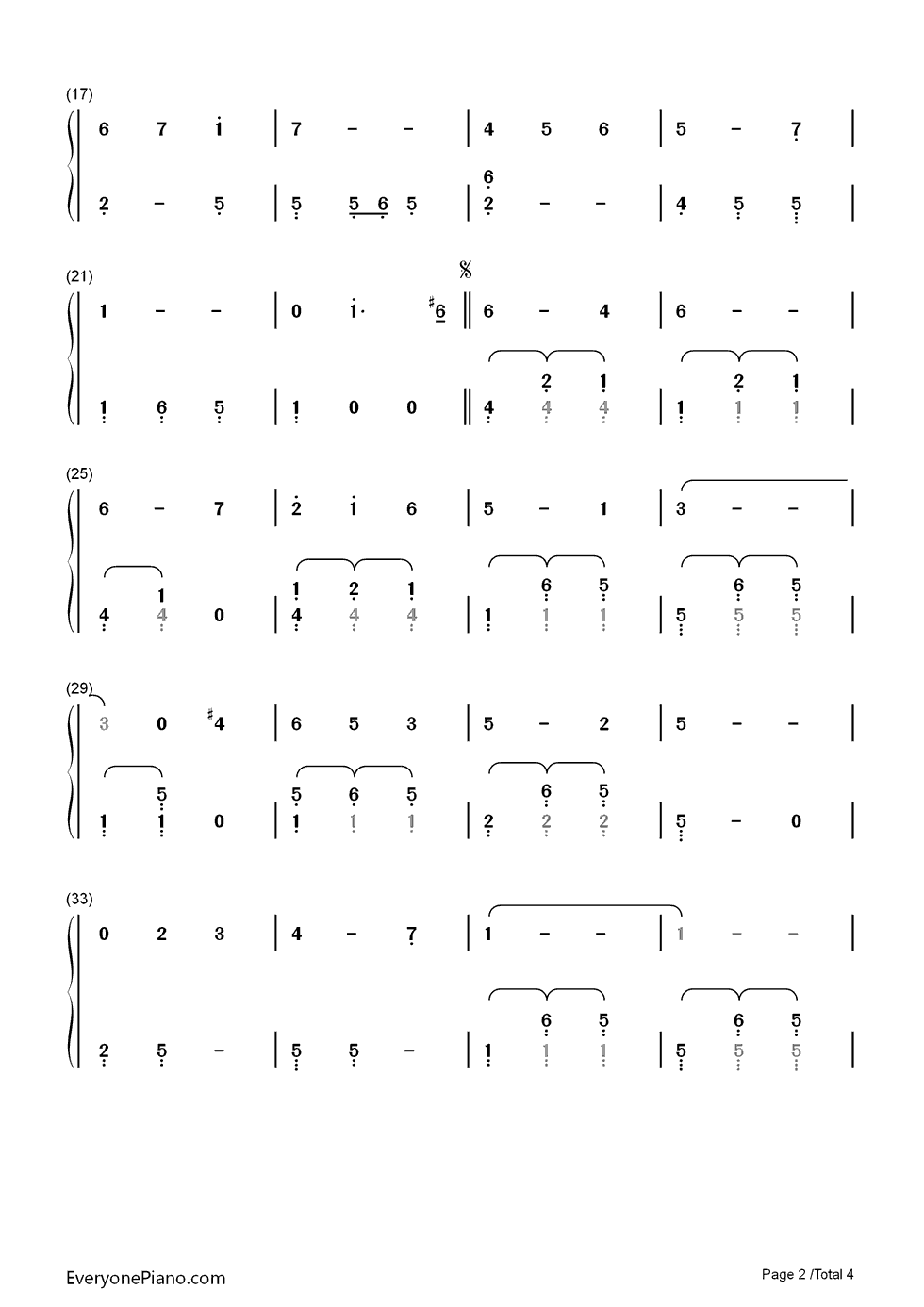 Que sera sera whatever will be will be numbered musical notation listen now print sheet que sera sera whatever will be will be numbered musical notation preview 2 hexwebz Image collections
