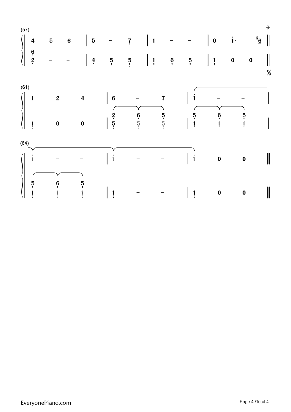 Que sera sera whatever will be will be numbered musical notation listen now print sheet que sera sera whatever will be will be numbered musical notation preview 4 hexwebz Image collections