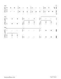 que sera sera piano sheet music pdf