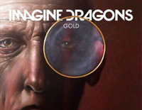 Gold-Imagine Dragons