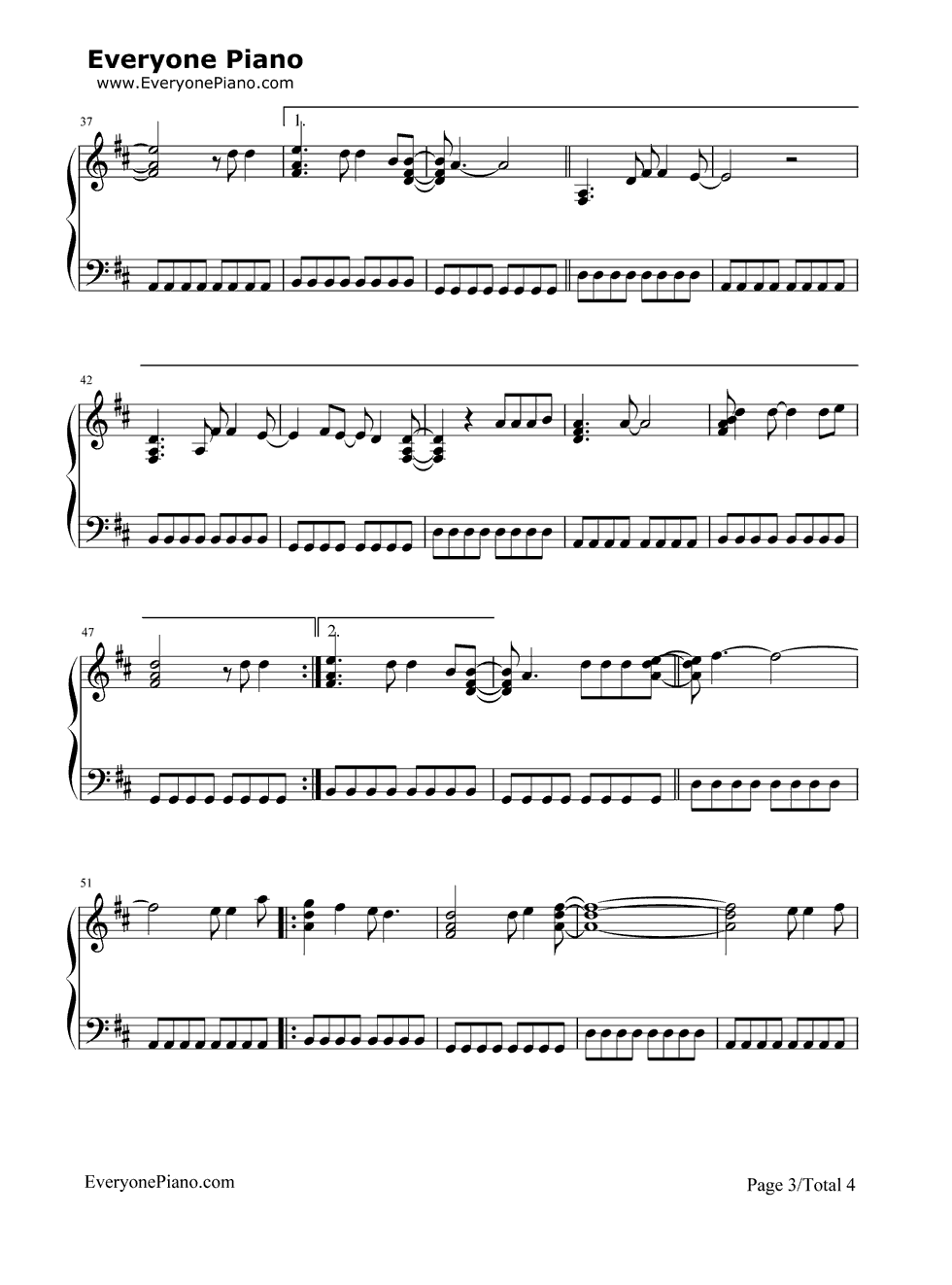 with or without you cello sheet music pdf
