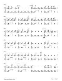 across the universe sheet music pdf