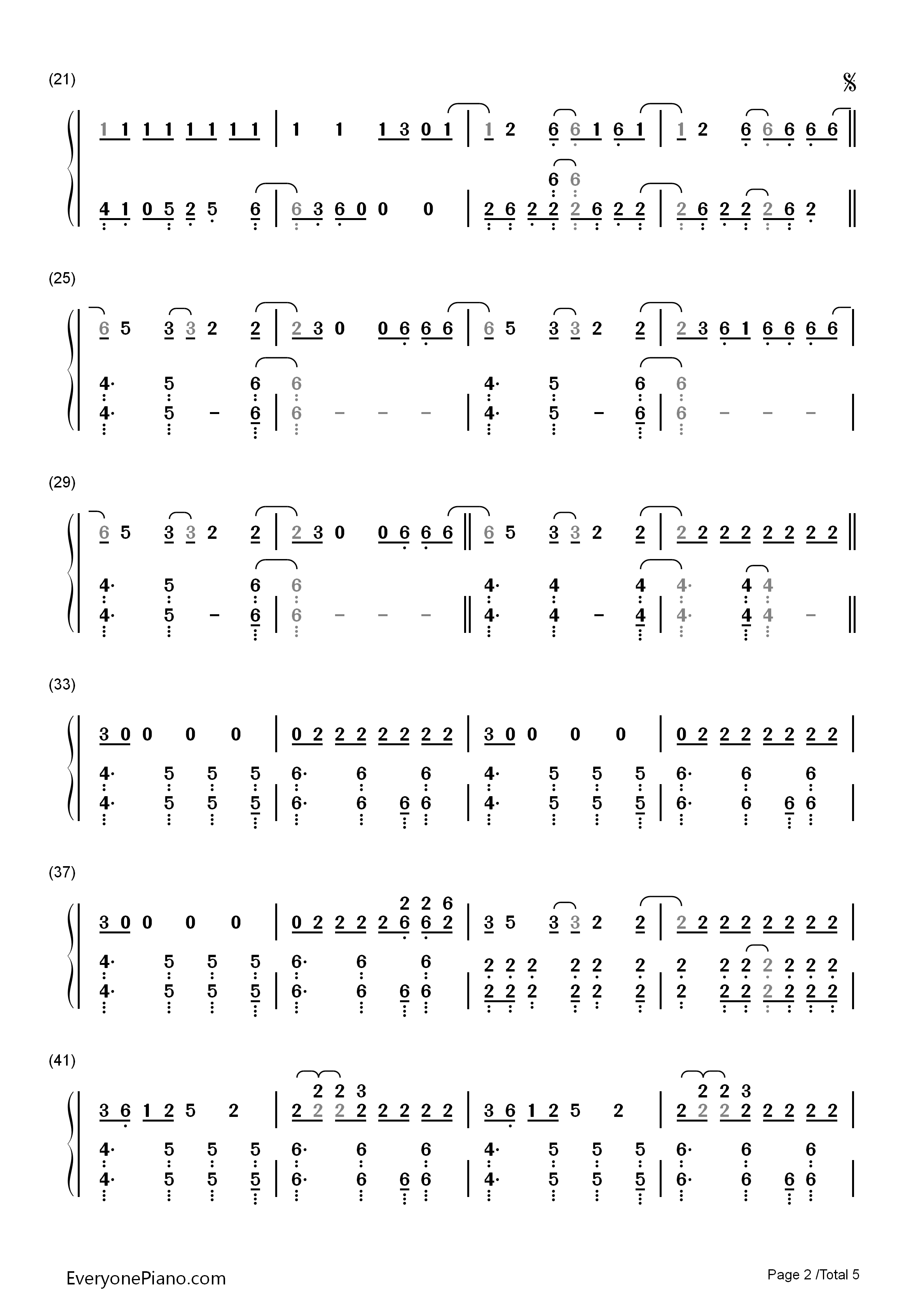 On my mind ellie goulding numbered musical notation preview 2 listen now print sheet on my mind ellie goulding numbered musical notation preview 2 hexwebz Image collections