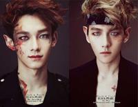 Black Pearl-EXO