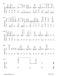 My Lady-EXO-Numbered-Musical-Notation-Preview-6