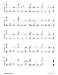 Promise-Girls' Generation-Numbered-Musical-Notation-Preview-5