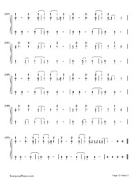 Up and Up-Coldplay-Numbered-Musical-Notation-Preview-13