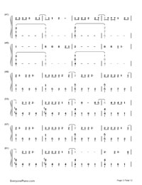 Up and Up-Coldplay-Numbered-Musical-Notation-Preview-3