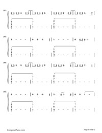 Up and Up-Coldplay-Numbered-Musical-Notation-Preview-5