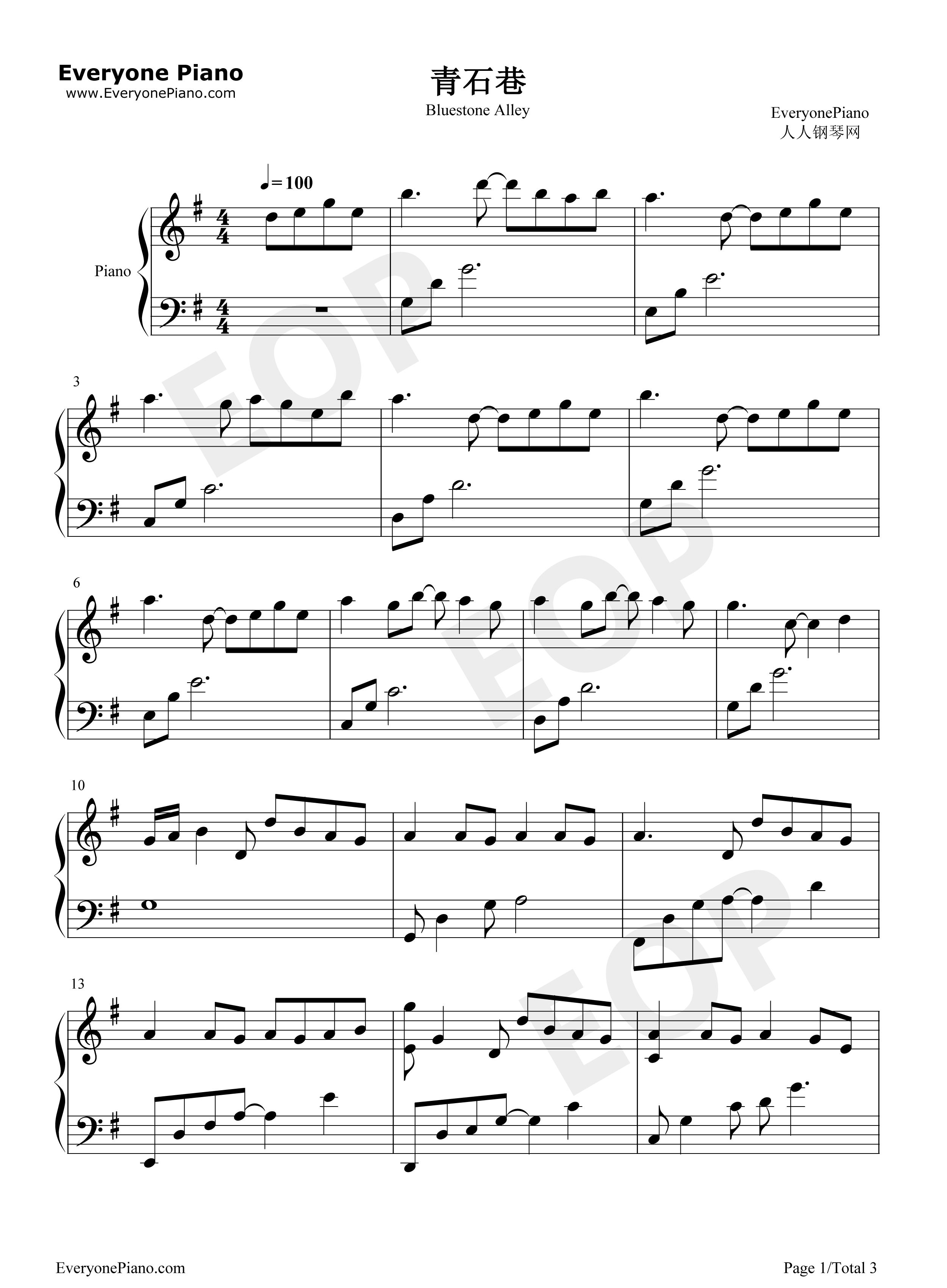 the scientist violin sheet music pdf