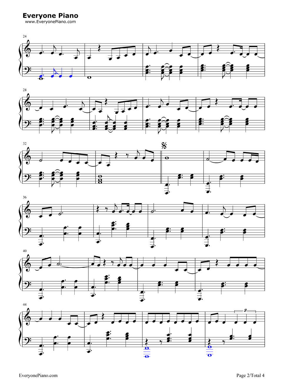To make you feel my love piano sheet music piano ideas adele make you feel my love sheet music piano solo in bb major hexwebz Image collections
