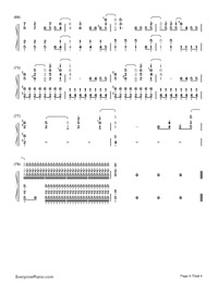 Get Back-Demi Lovato-Numbered-Musical-Notation-Preview-4