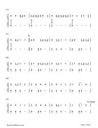 Art deco lana del rey free piano sheet music piano chords for Lana del rey art deco