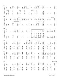 Until You're Mine-Demi Lovato-Numbered-Musical-Notation-Preview-2