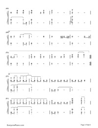 Until You're Mine-Demi Lovato-Numbered-Musical-Notation-Preview-3