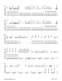 Believe in Me-Demi Lovato-Numbered-Musical-Notation-Preview-2