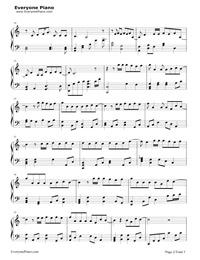 Actor-Xue Zhiqian Free Piano Sheet Music & Piano Chords