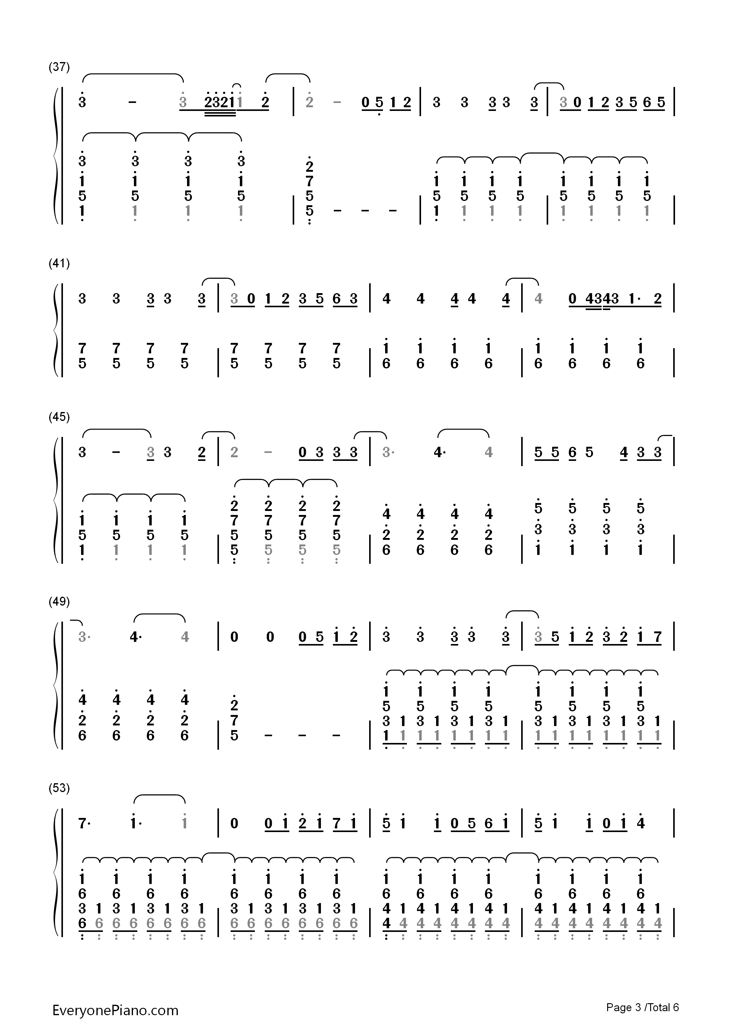 Secret love song little mix numbered musical notation preview 3 listen now print sheet secret love song little mix numbered musical notation preview 3 hexwebz Choice Image