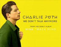 We Don't Talk Anymore-Charlie Puth