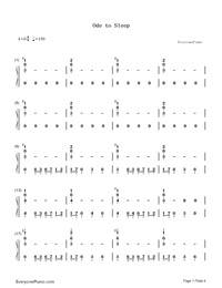 Ode to Sleep-Numbered-Musical-Notation-Preview-1