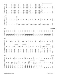 Ode to Sleep-Numbered-Musical-Notation-Preview-3