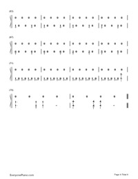 Ode to Sleep-Numbered-Musical-Notation-Preview-4