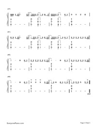 Something in the Way You Move-Numbered-Musical-Notation-Preview-3