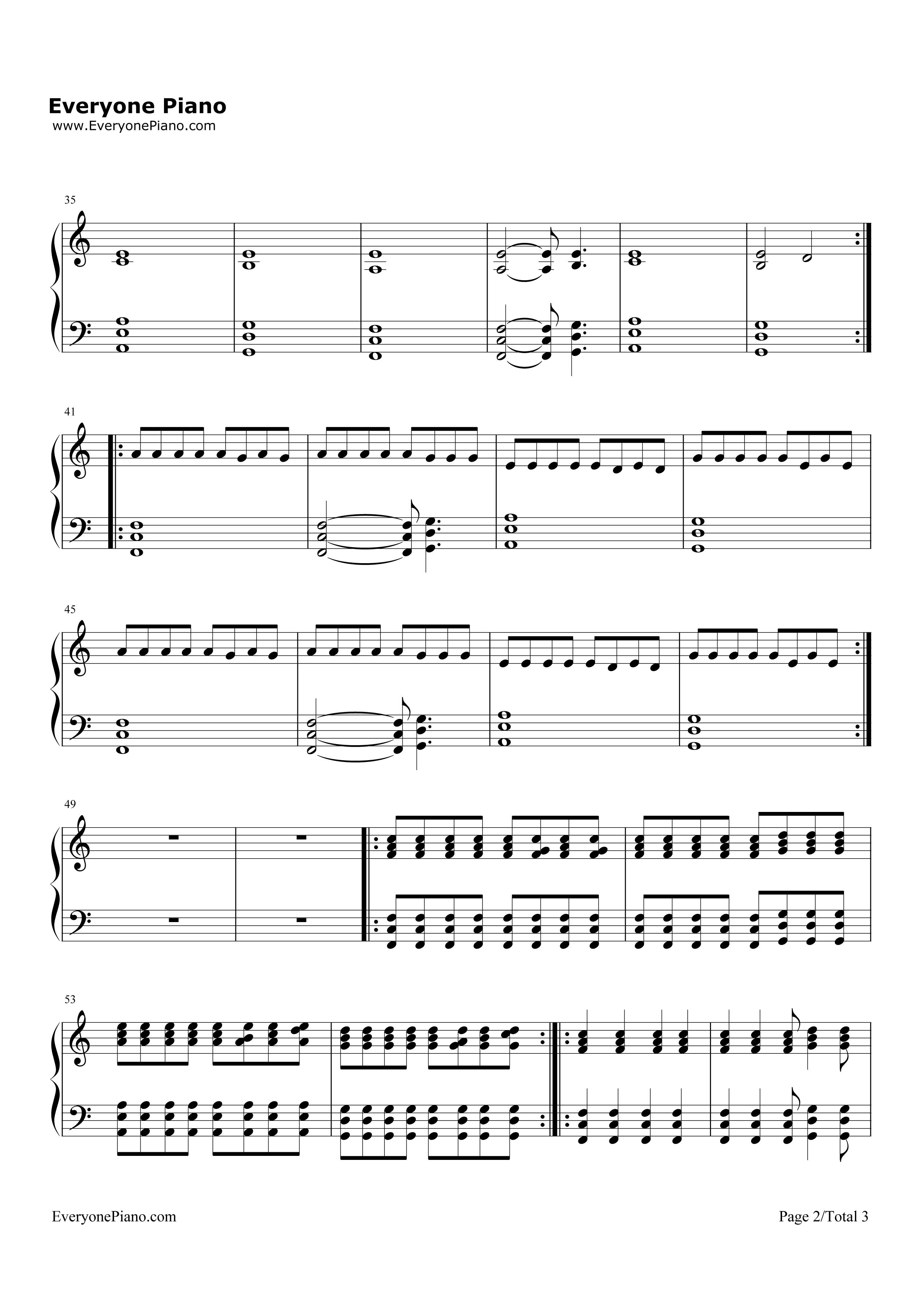 Car Radio-Twenty One Pilots Stave Preview 2-Free Piano Sheet Music u0026 Piano Chords