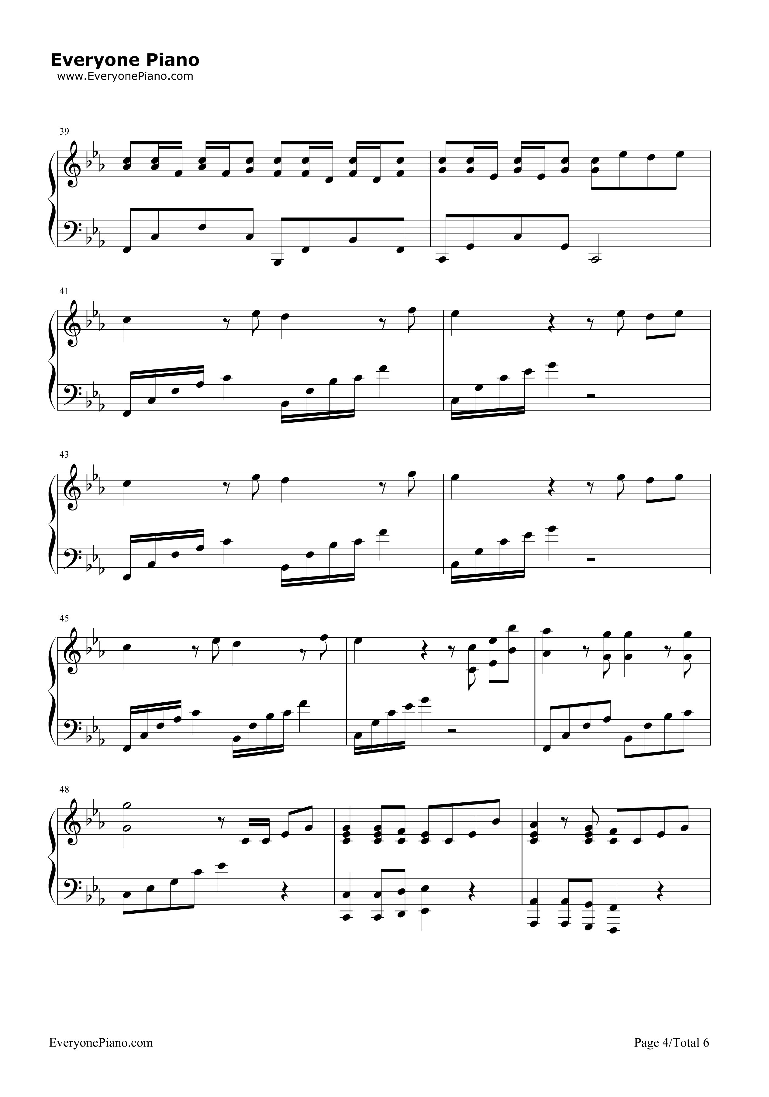 hymn for the weekend chords