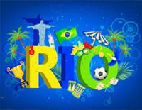 Rio Gods Come-2016 Summer Olympics in Brazil