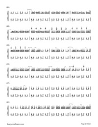 Swinging Heart-Numbered-Musical-Notation-Preview-2