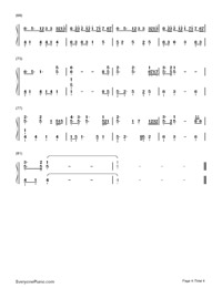 Company-Justin Bieber-Numbered-Musical-Notation-Preview-4