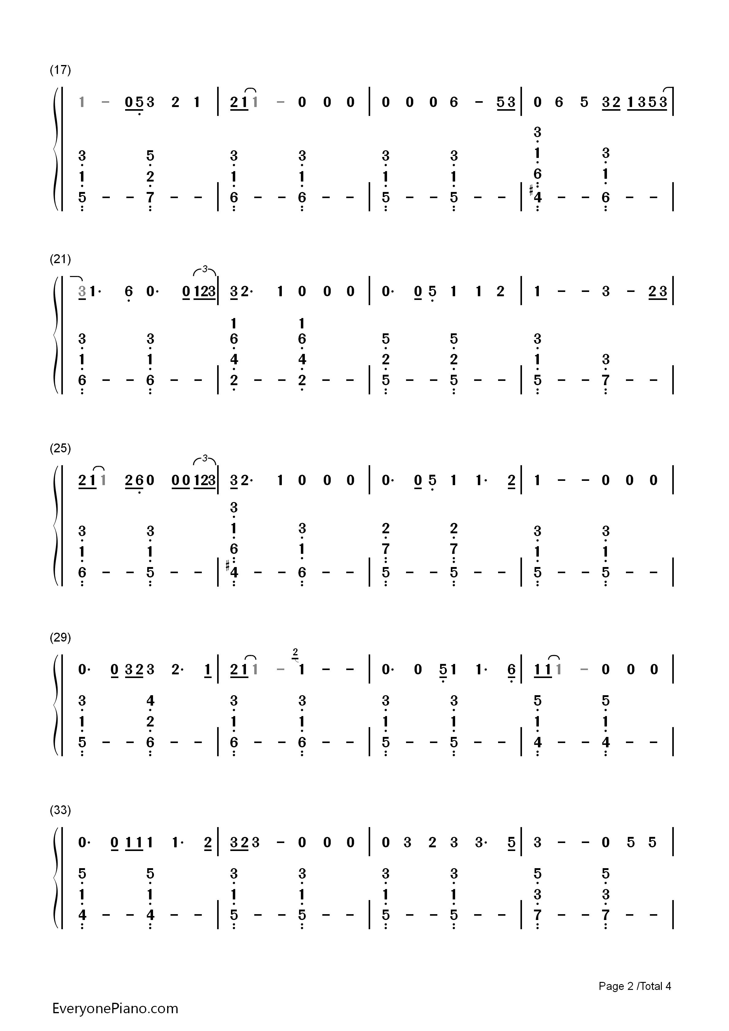 sandcastles beyonce sheet music - Mersn.proforum.co