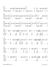 Lost In The Stars-Star Trek Beyond OP-Numbered-Musical-Notation-Preview-3