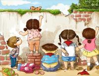 My Childhood-Xinmeng Lanyu