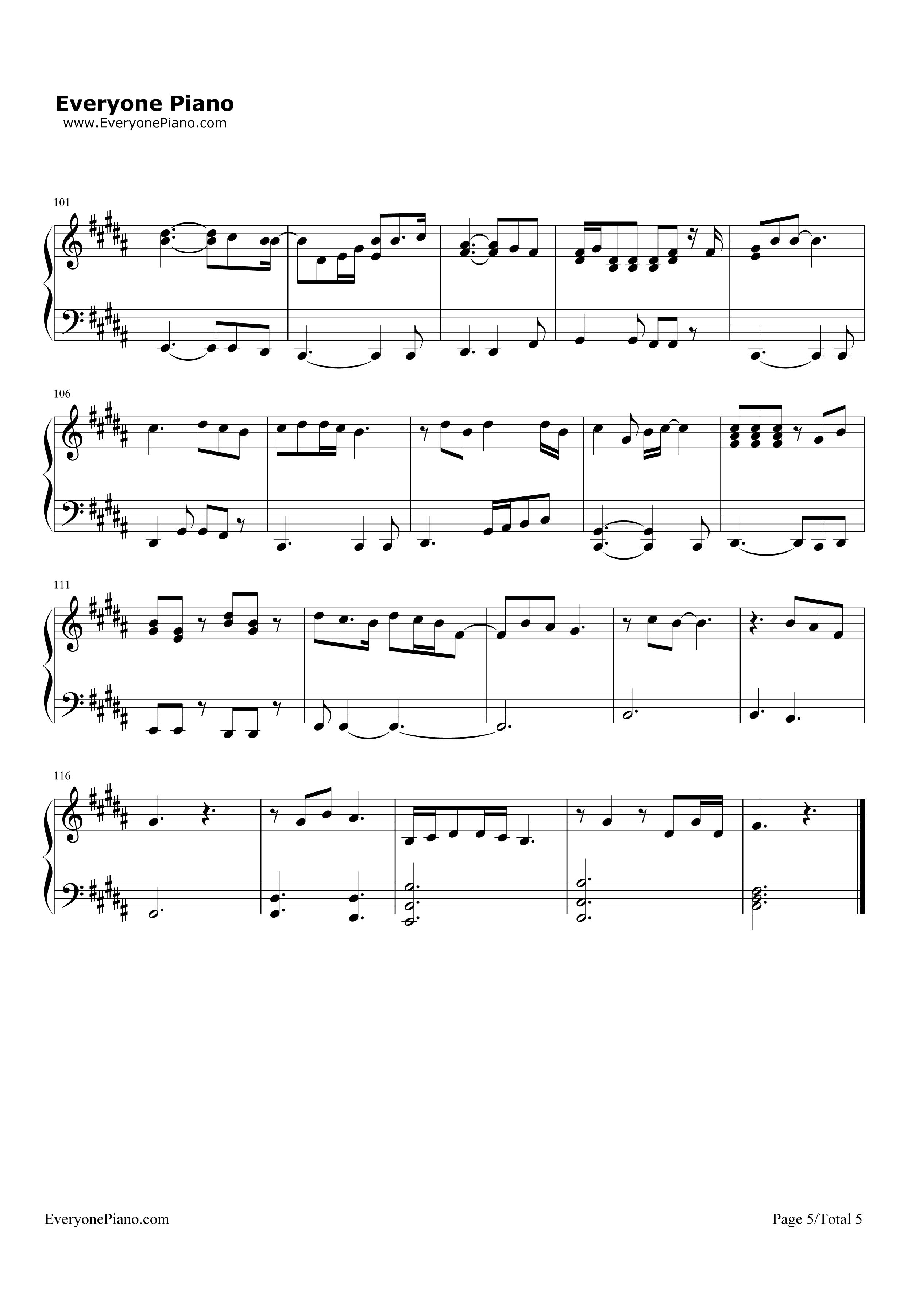 whitney houston i have nothing piano sheet music pdf
