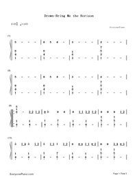 bring it on the musical sheet music pdf