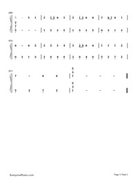 I Ll Be By Your Side Goodbye Mr Loser Theme Song Free Piano Sheet Music Piano Chords