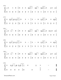Still Breathing-Green Day-Numbered-Musical-Notation-Preview-6