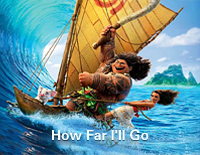 How Far I'll Go-Moana (2016 film) OST